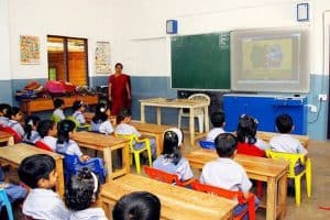 Smart Classrooms – Redefining Education