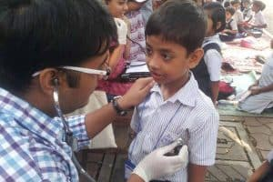 Early detection of Disabilities in children