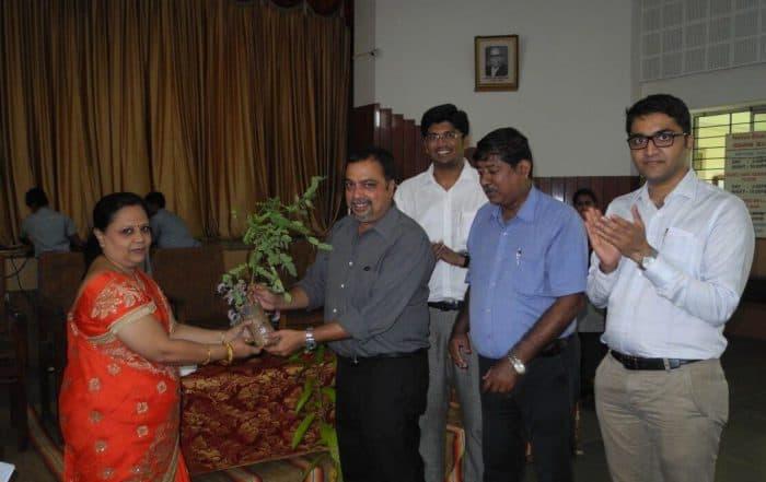 Interact Club & Vanamahotsava at Canara High School, Urwa