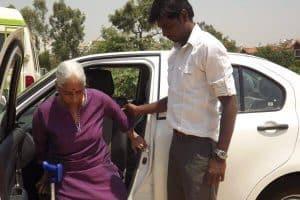 Senior Citizens Mobility Programme