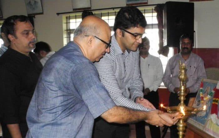 Intercat & Vanamahotsava Programme at Sharada Vidyaniketan Public School